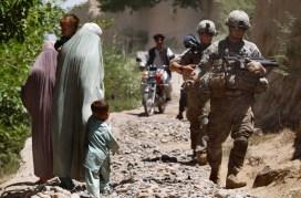 Os Estados Unidos devem ficar no Afeganistão até que um acordo intra-afegão seja alcançado - não para sempre 2