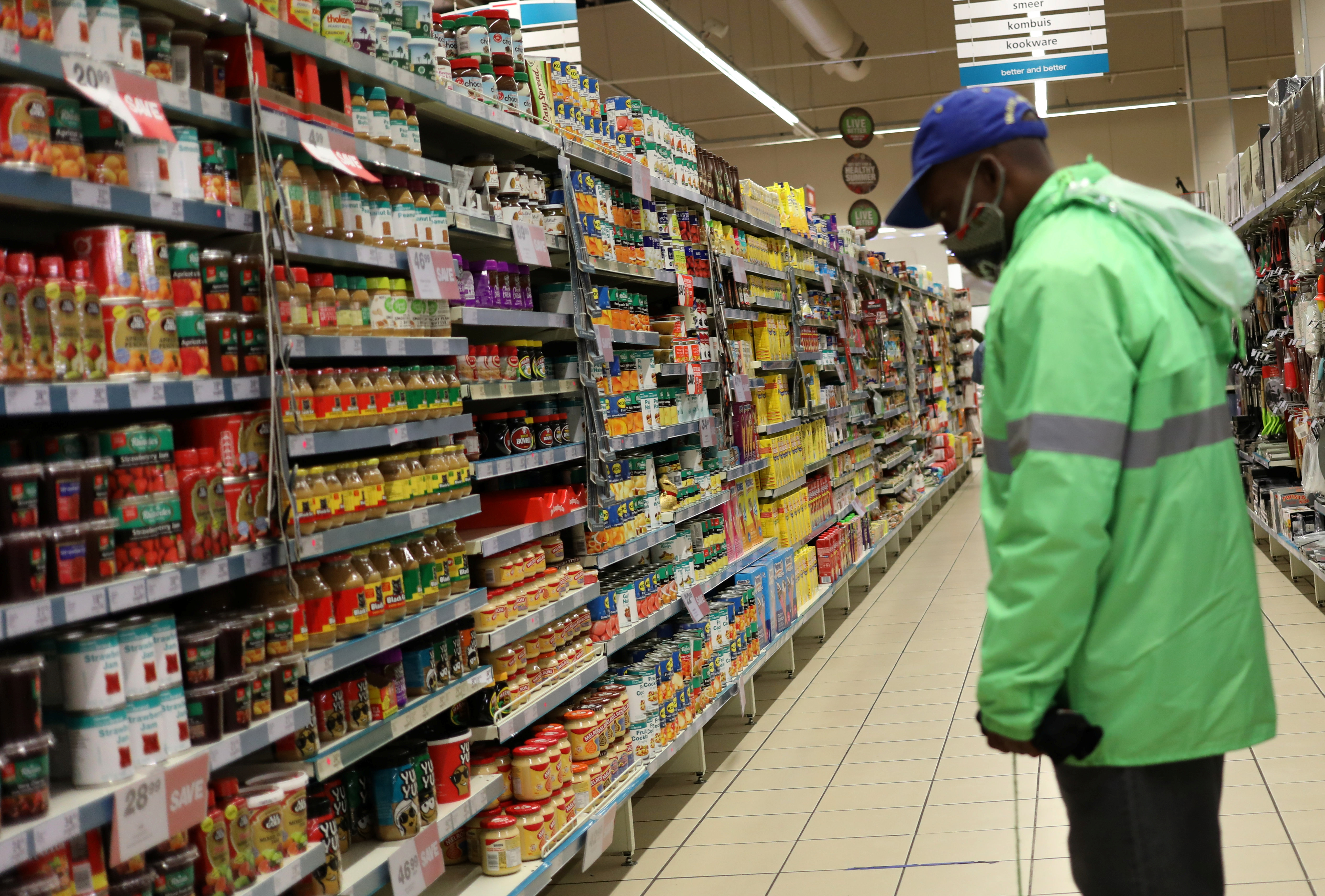 Lockdown Economics In South Africa Social Assistance And The Ramaphosa Stimulus Package