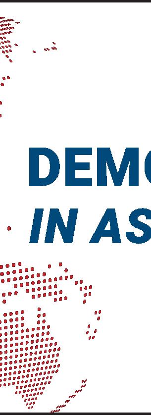 Democracy in Asia logo