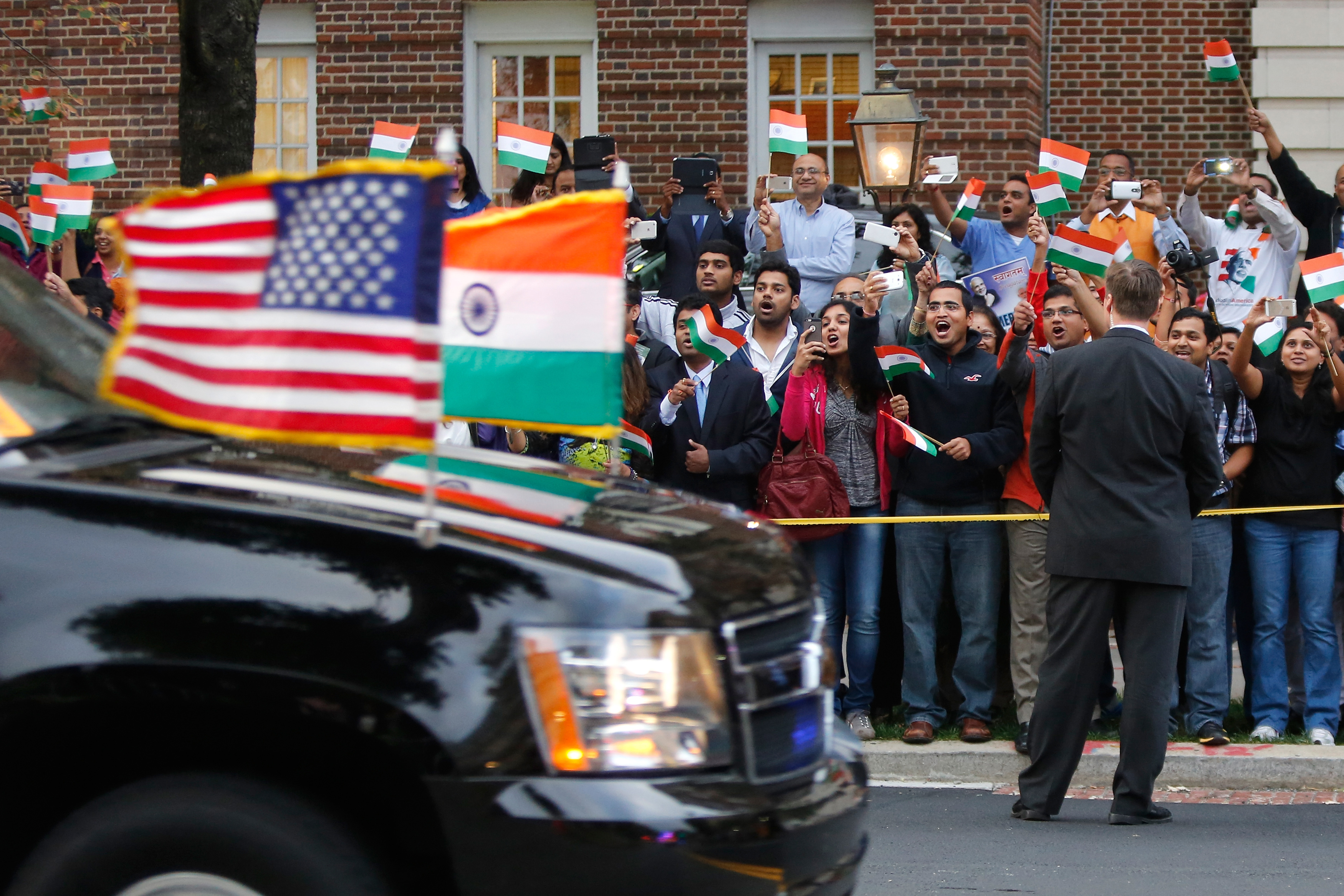 www.brookings.edu: Democracy and the US-India relationship