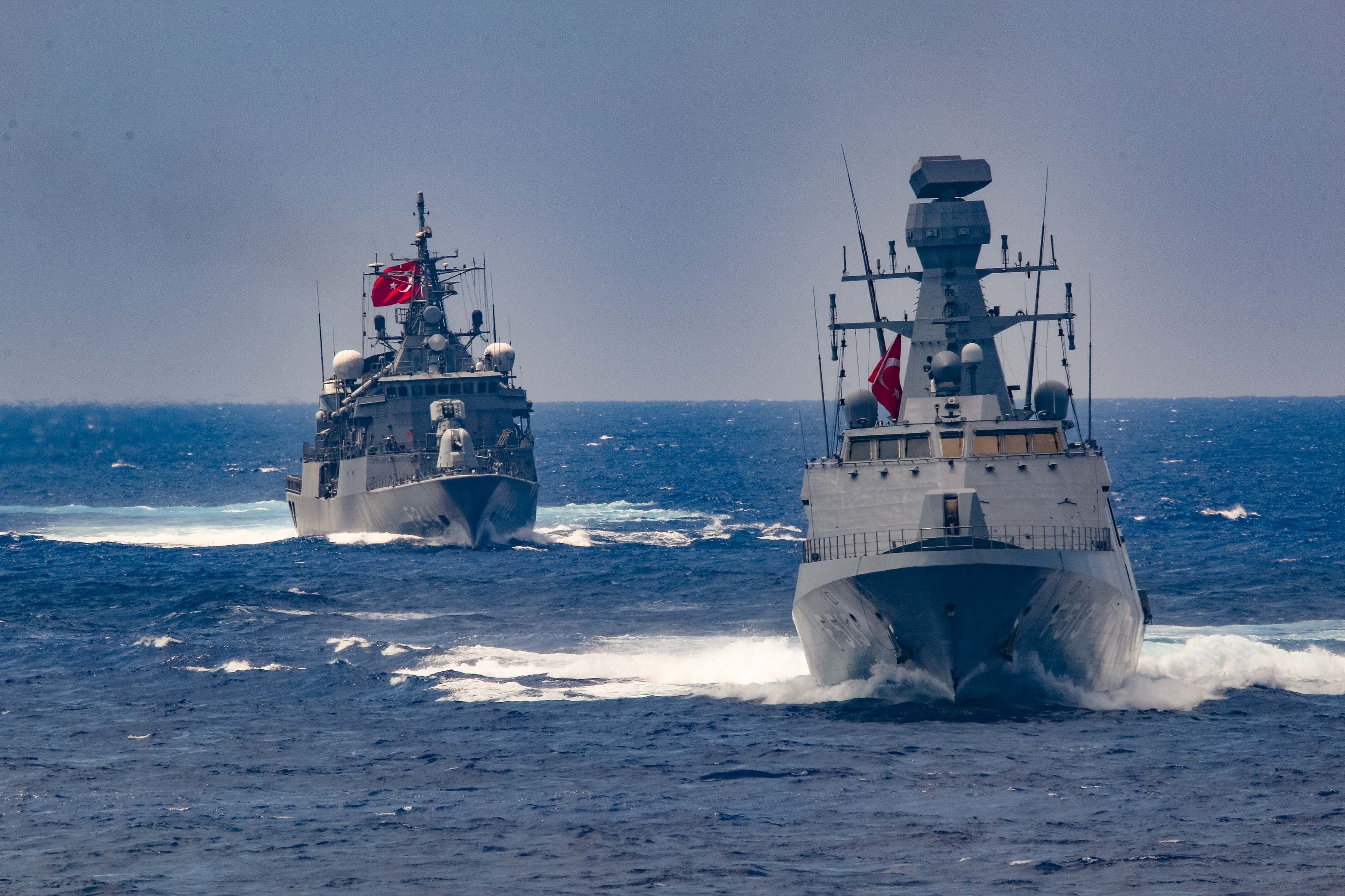 Turkey, Europe, and the Eastern Mediterranean: Charting a way out of the current deadlock