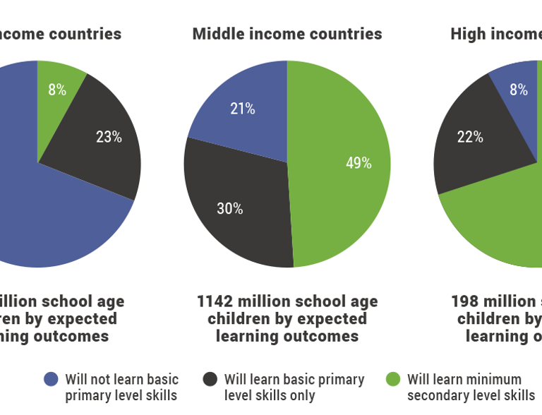 Expected learning outcomes of the 2030 student cohort