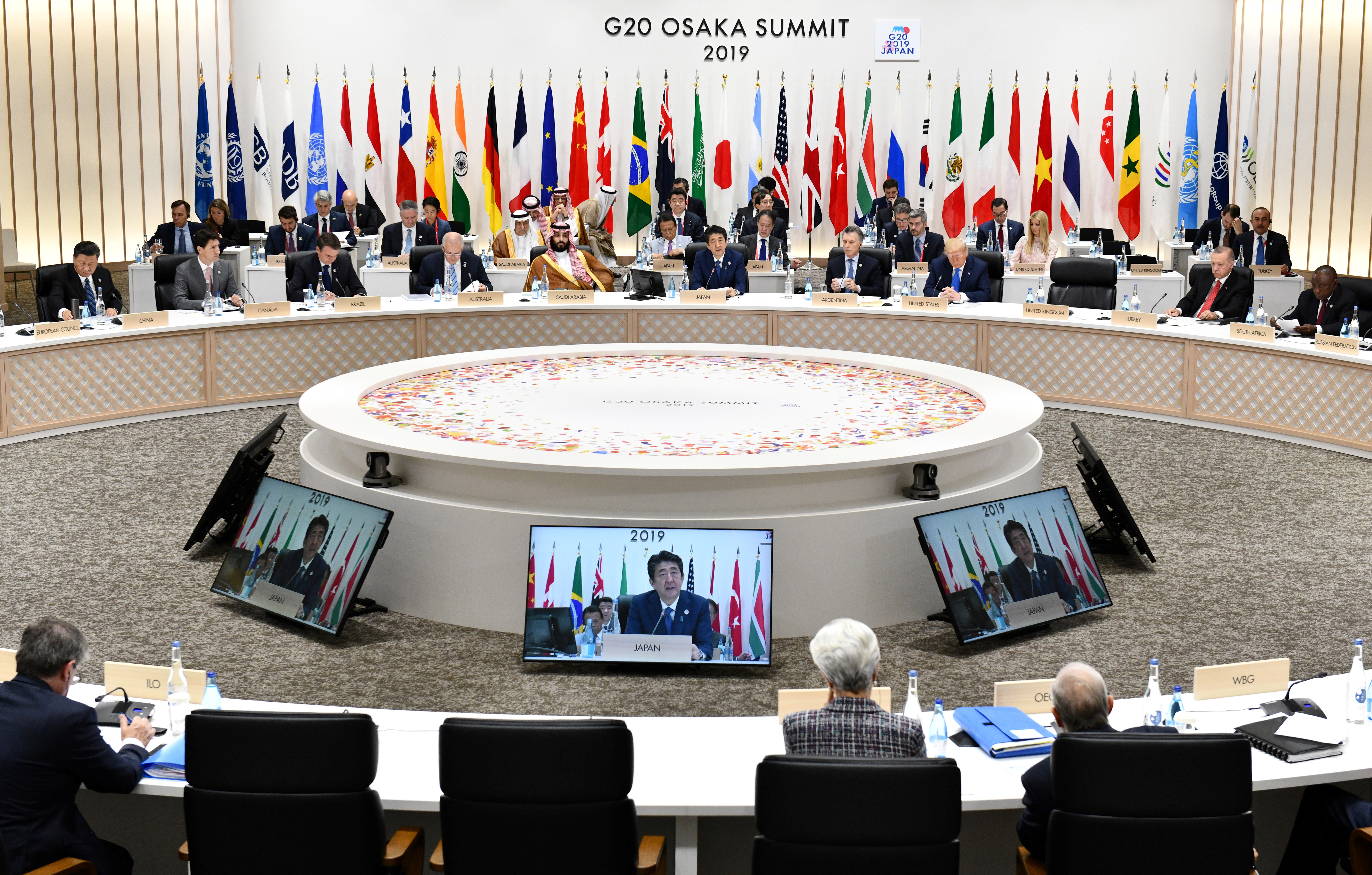 Strengthening the multilateral order in a nationalist age
