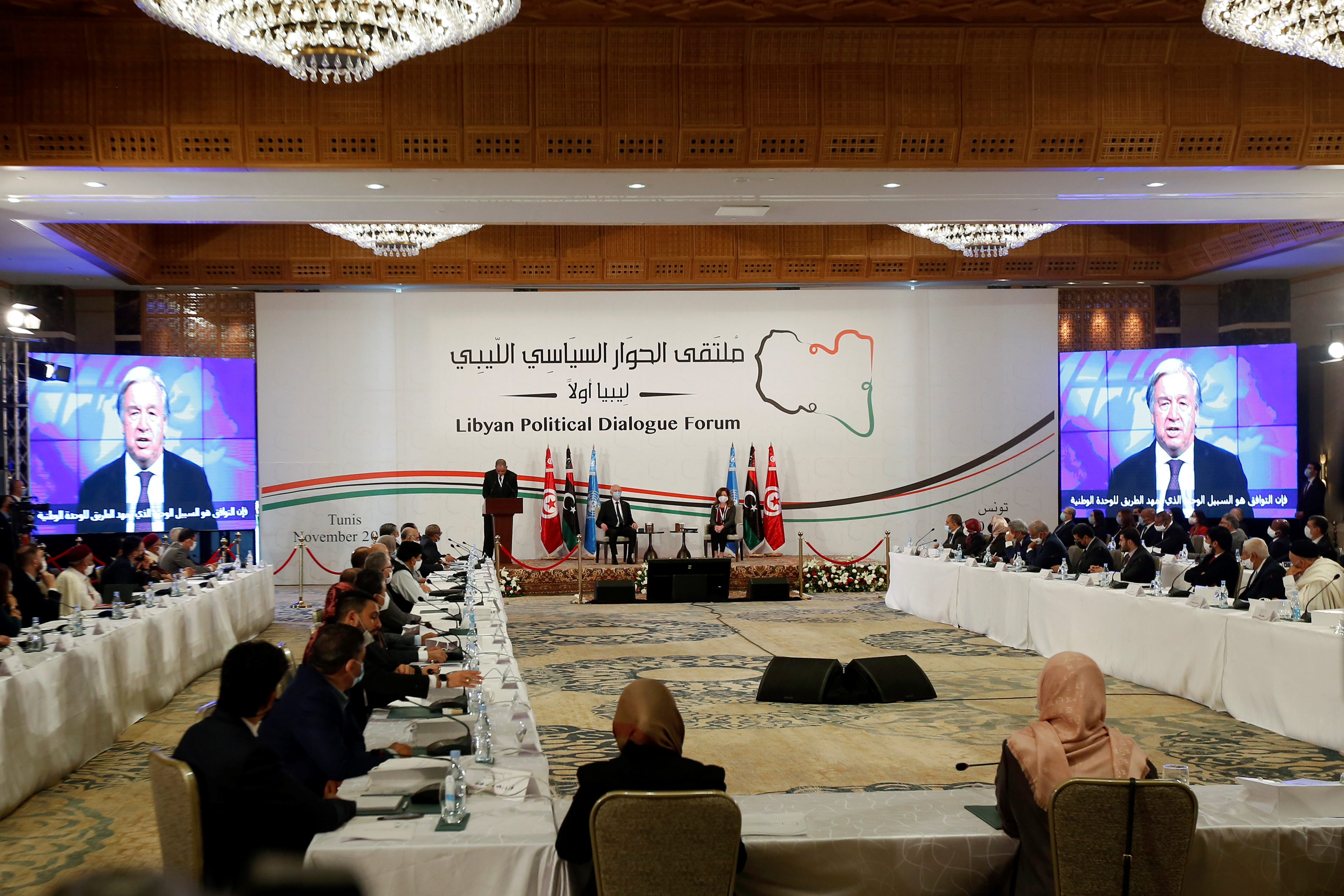 Building peace through subnational governance: The case of Libya