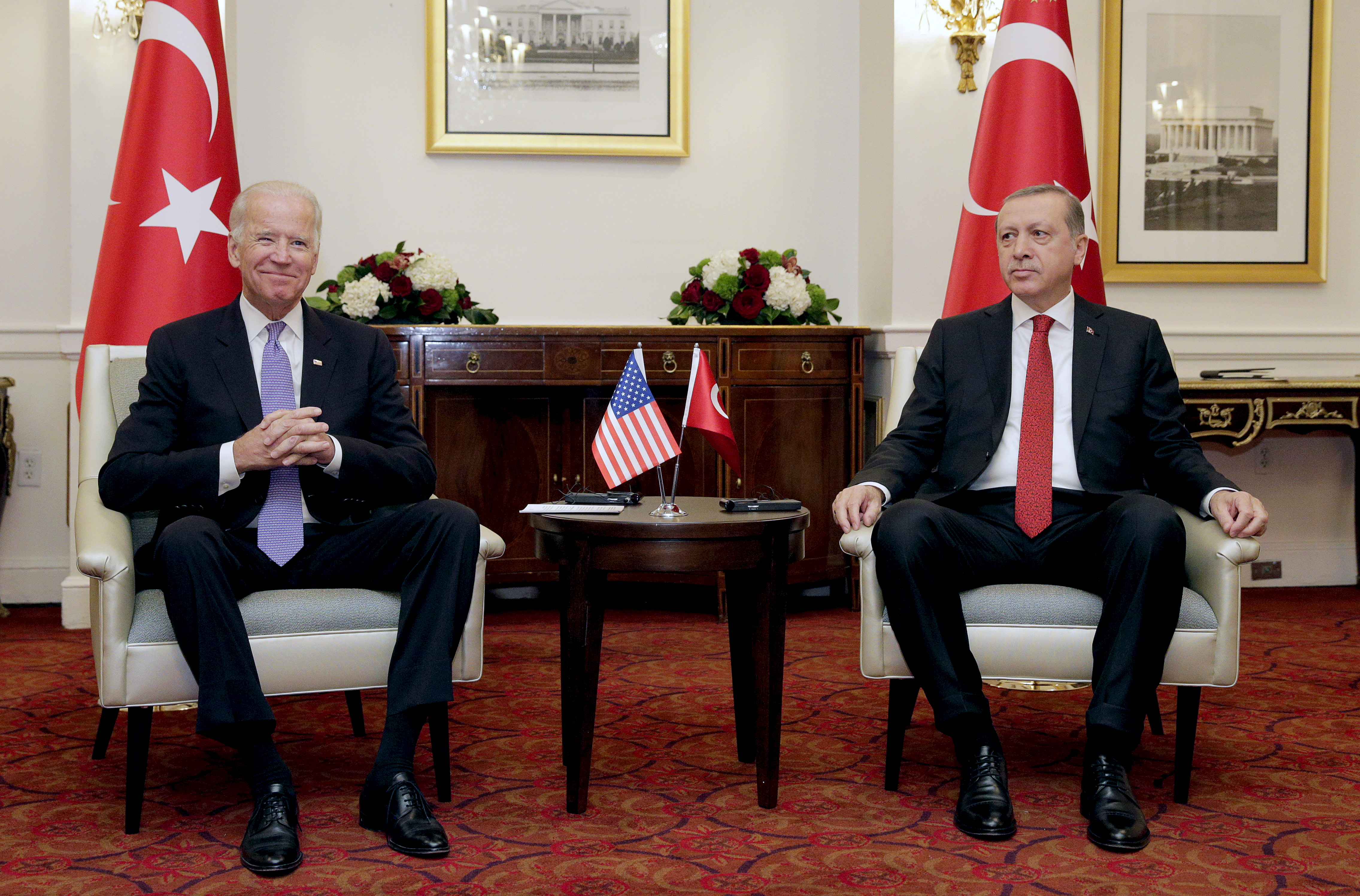 Between cooperation and containment: New US policies for a new Turkey