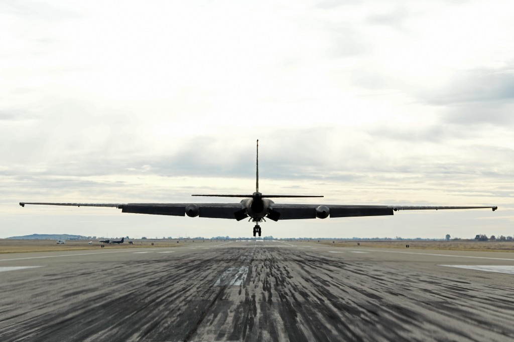 """Signaling a major leap forward for national defense in the digital age, the Air Force flew with artificial intelligence as a working aircrew member onboard a military aircraft for the first time Dec. 15.  The AI algorithm, known as ARTUµ, flew with the pilot, U.S. Air Force Maj. """"Vudu"""", on a U-2 Dragon Lady assigned to the 9th Reconnaissance Wing at Beale Air Force Base. Air Combat Command's U-2 Federal Laboratory researchers developed ARTUµ and trained it to execute specific in-flight tasks that otherwise would be done by the pilot.  The test flight was the result of years of concerted effort within the Air Force to apply cutting-edge technology to military operations as it competes with other world powers in the digital age.  """"ARTUµ's groundbreaking flight culminates our three-year journey to becoming a digital force,"""" said Dr. William Roper, assistant secretary of the Air Force for acquisition, technology and logistics. """"Putting AI safely in command of a U.S. military system for the first time ushers in a new age of human-machine teaming and algorithmic competition. Failing to realize AI's full potential will mean ceding decision advantage to our adversaries.""""  During this flight, ARTUµ was responsible for sensor employment and tactical navigation, while the pilot flew the aircraft and coordinated with the AI on sensor operation. Together, they flew a reconnaissance mission during a simulated missile strike. ARTUµ's primary responsibility was finding enemy launchers while the pilot was on the lookout for threatening aircraft, both sharing the U-2's radar.  The flight was part of a precisely constructed scenario which pitted the AI against another dynamic computer algorithm in order to prove the new technology.  Where: Beale AFB, California, United States When: 15 Dec 2020 Credit: USAF/Cover-Images.com  **Editorial Use Only**"""