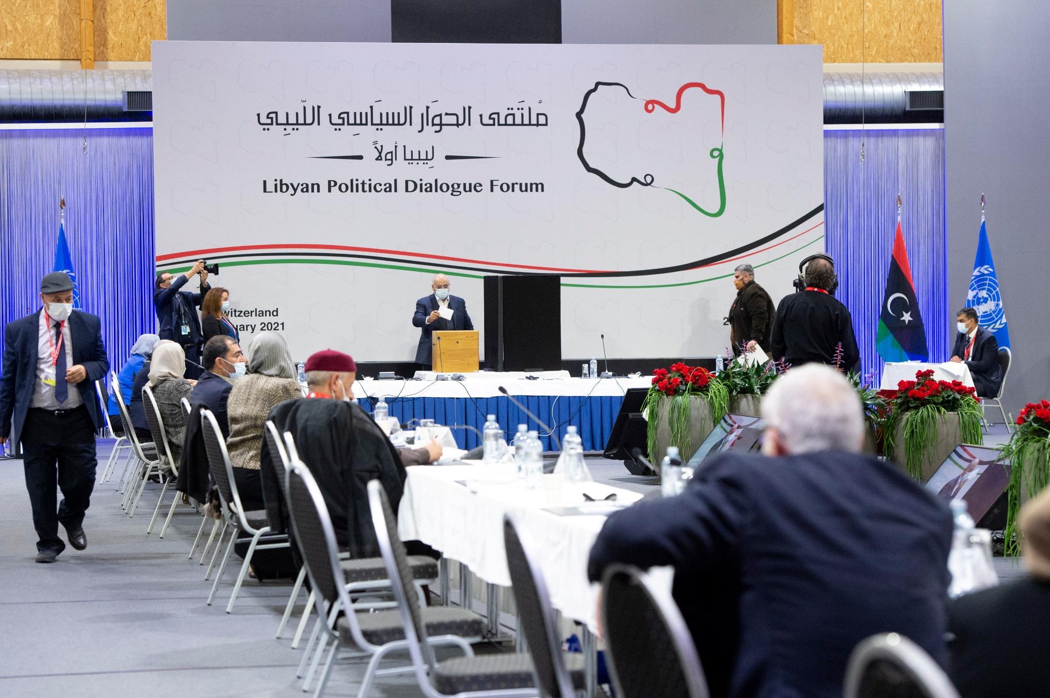 Can a political breakthrough mend a broken Libya?