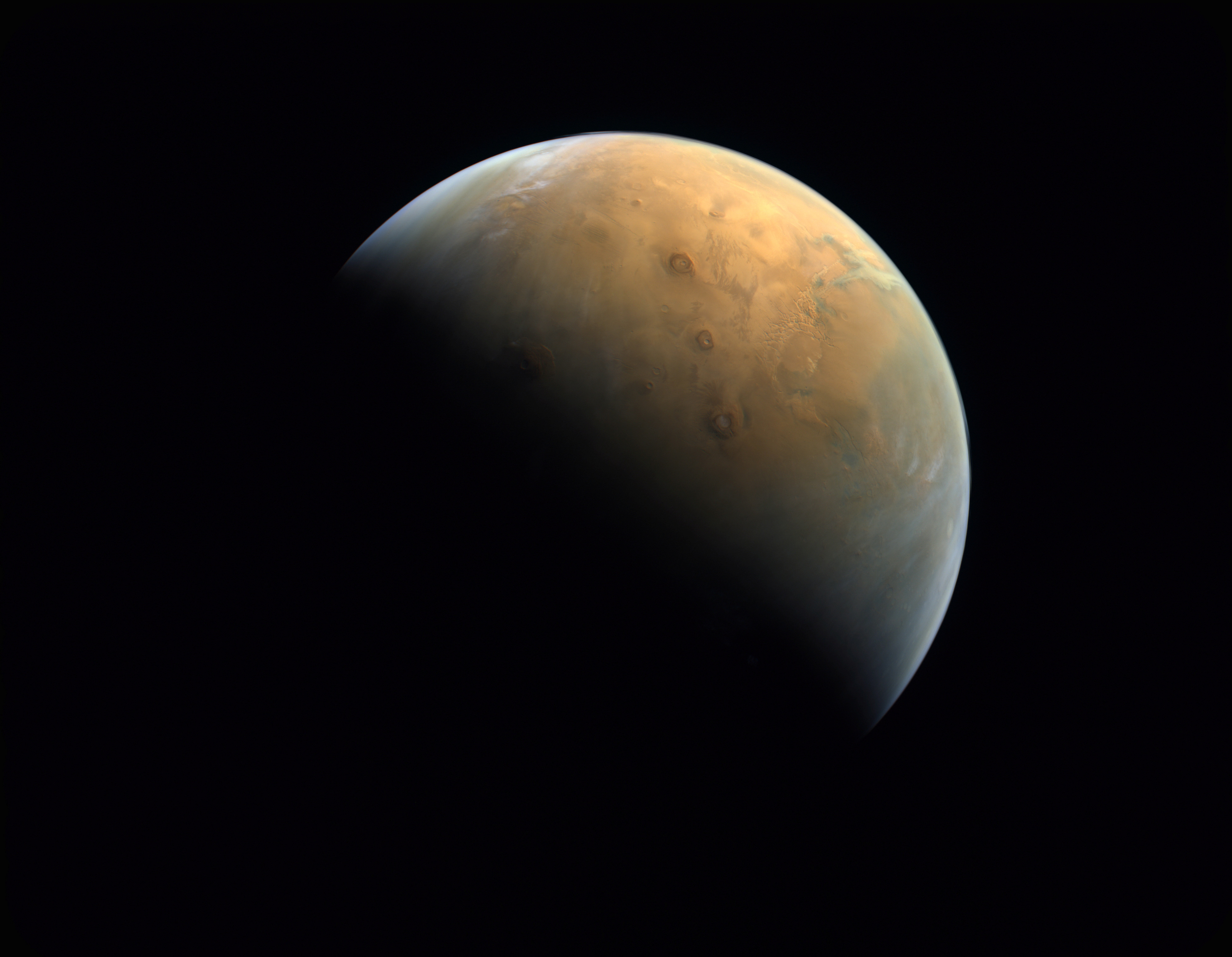 Will Mars become an object of international competition?