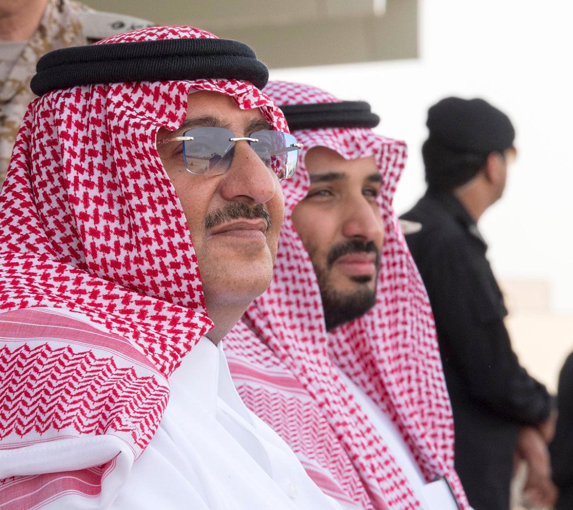 The case of Saudi Arabia's Mohammed bin Nayef