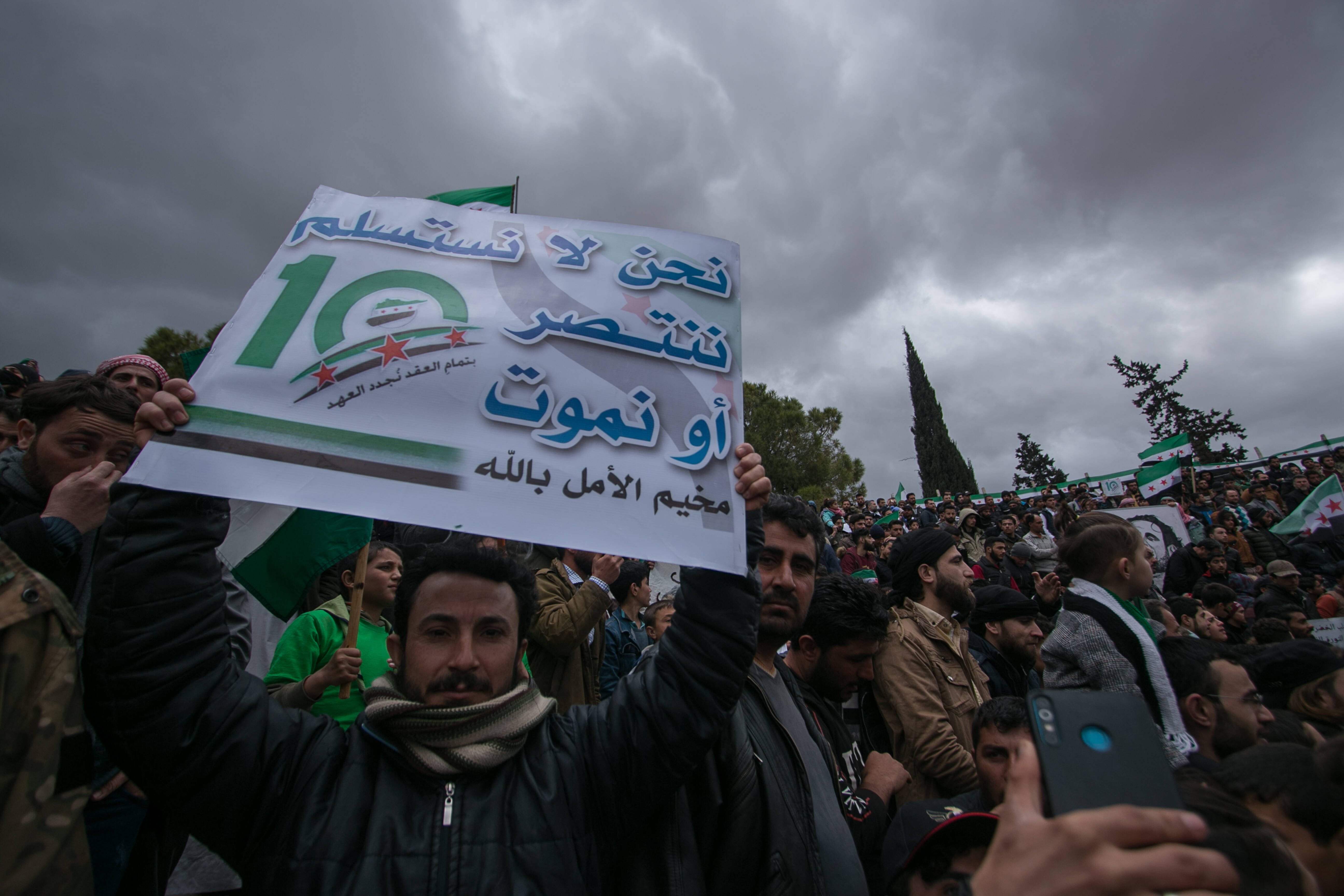 Syrian uprising 10-year anniversary: A political economy perspective