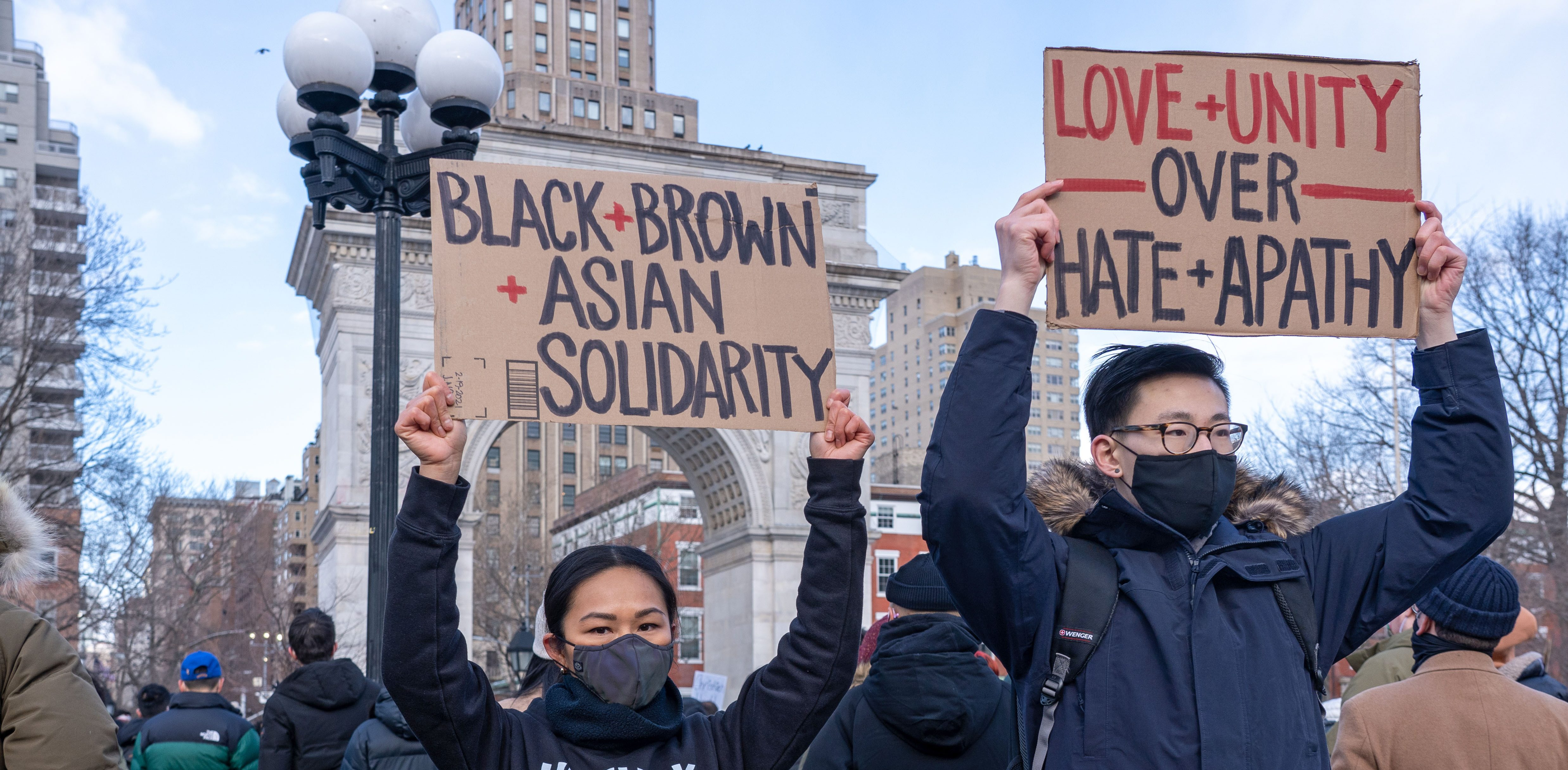 www.brookings.edu: Why the trope of Black-Asian conflict in the face of anti-Asian violence dismisses solidarity