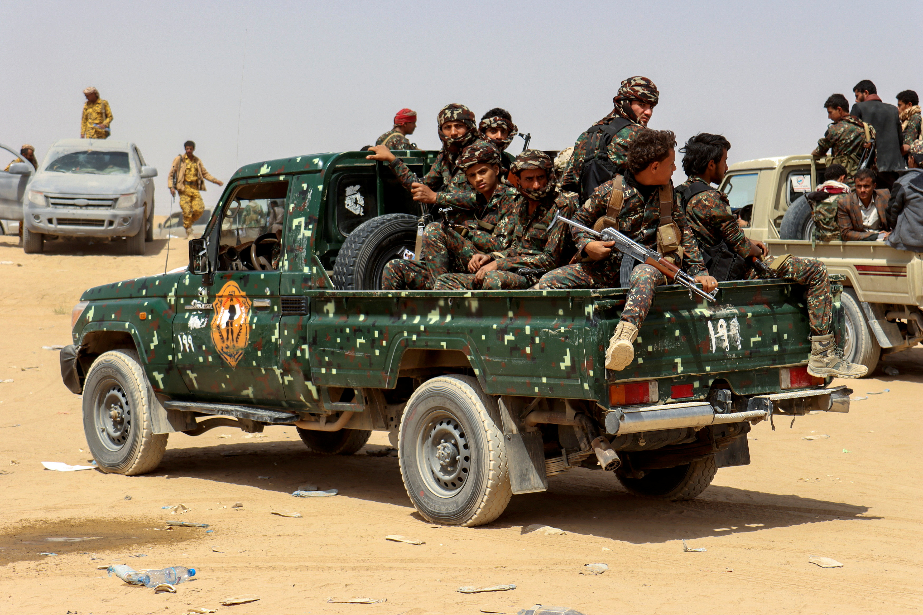 """Getting Yemen's Houthis to """"yes"""" on a ceasefire"""