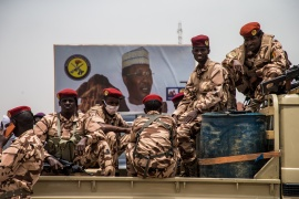 The death of Chadian President Idris Déby Itno threatens stability in the region