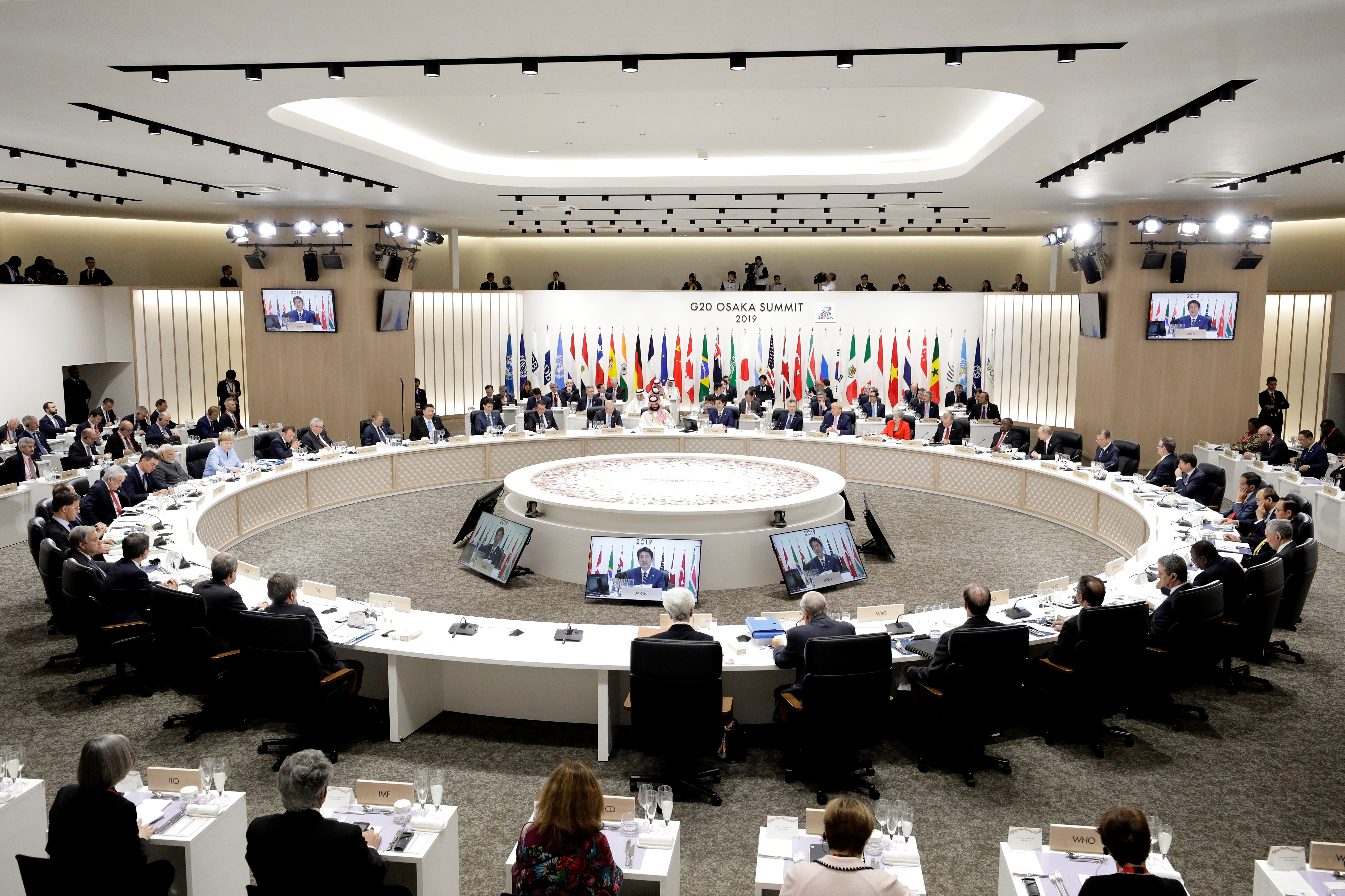 Strengthening the G-20 in an era of great power geopolitical competition