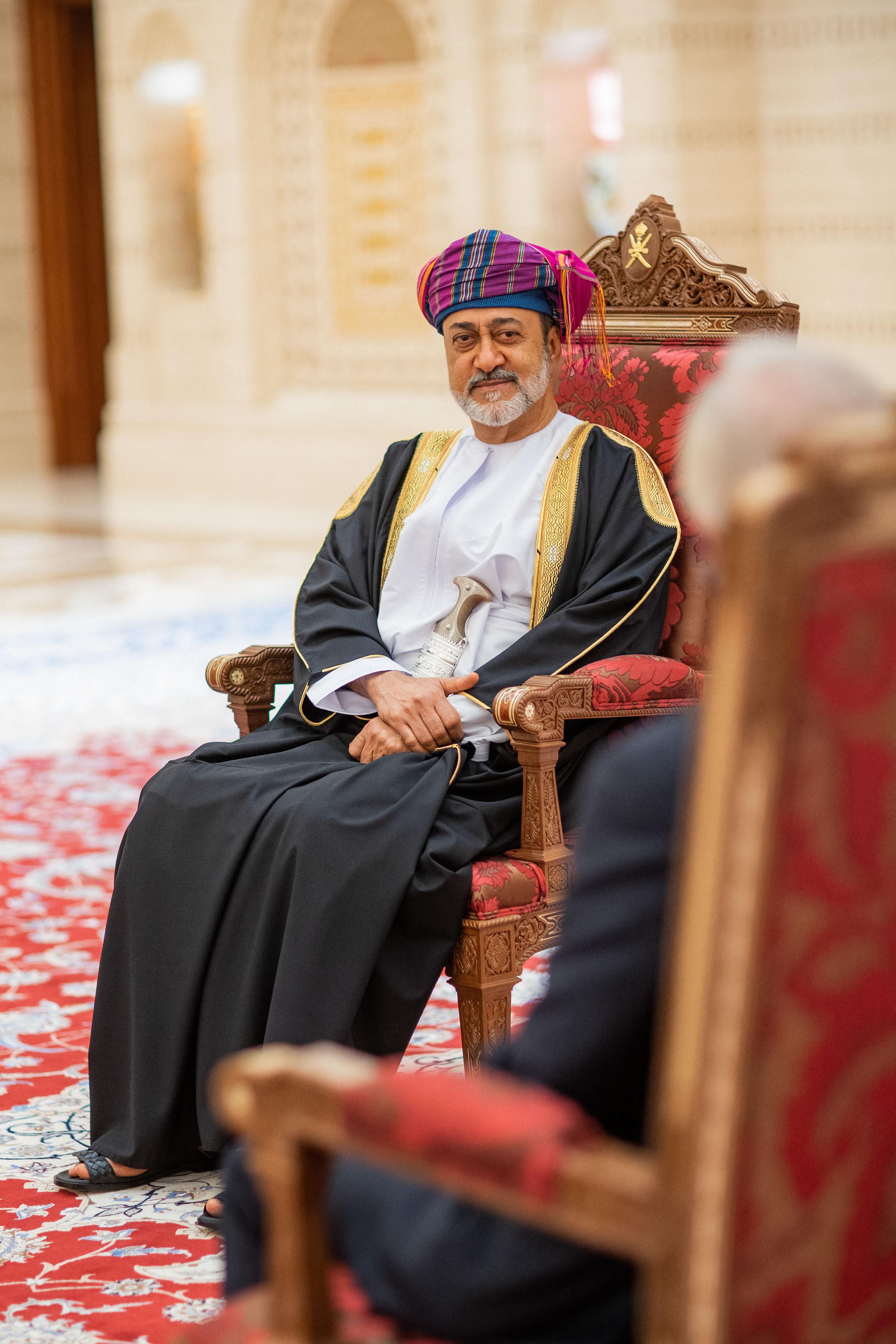 Oman: First Arab leader to Washington in 1938, and due for another visit