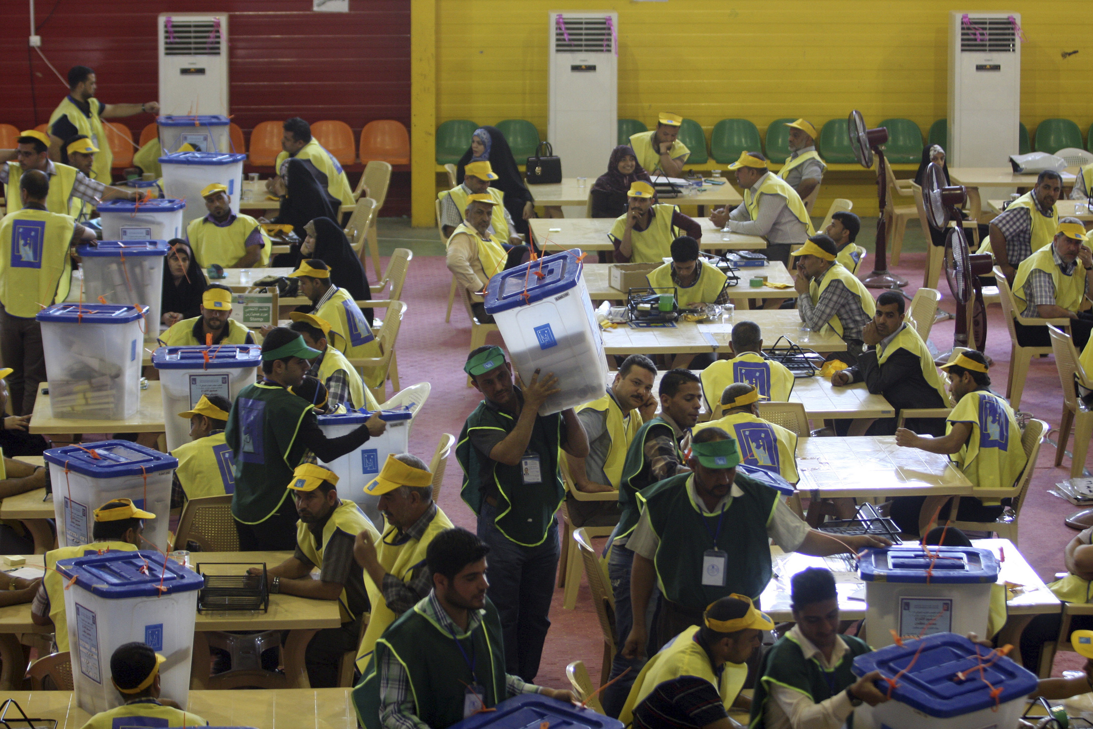 The prospects and limitations of United Nations election observation in Iraq