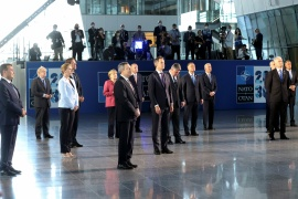 The future of NATO in an order transformed