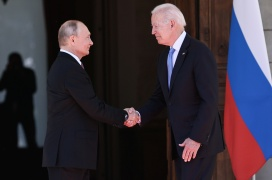 What did the Biden-Putin summit do for US-Russian relations?