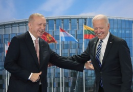 US-Turkey relations six months into the Biden administration