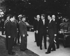 """Kennedy, Cuba, and the """"War of the Sands"""""""